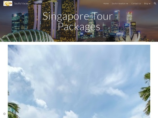 Singapore Holiday Package – Explore Universal Studios – Travel with Soulful Vacationz