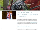 Hire Trained Tampa Car Accident Lawyers to Get Rightful Compensation