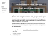 Premium Freehold Villas in Noida Extension – Book Your Dream House