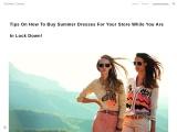 Womens Summer Dresses In Uk – Summer Colourfull dresses!