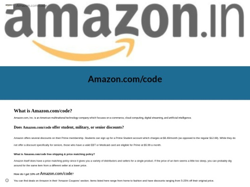 To preserve the consider in their customers Amazon got here up with this new function.