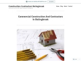Commercial Construction And Contractors In Bolingbrook