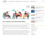 How  to improve my communication skills | SkillingIndia