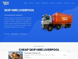 Cheap Skip Hire in Liverpool at a Compatitive Price