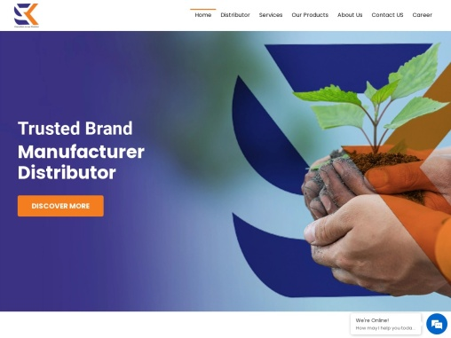 SK Minerals is one of the top leading chemical companies