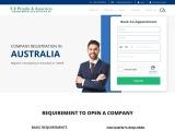 Register a Company in Australia in 2 Days