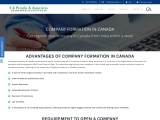 Get register your company in Canada from India within a week