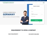 Register a Company in Germany with S K Patodia