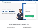 Register a Company in Hong Kong within a Week