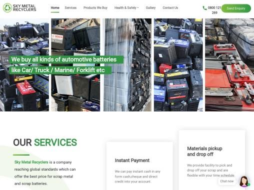 Scrap buyer auckland – sky metal recyclers
