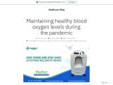 Benefits of Oxygen Concentrator