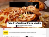 Take Professional Pizza Making Class in Sydney ✔️