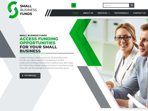 Small Business Funds Port Washington Blvd