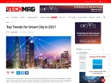 Top Smart City Technology Trends in 2021!