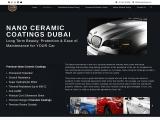 No.1 Nano Ceramic Coating at Your Doorstep | Smart Auto Dubai
