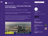 Dholera Smart City — Dholera SIR a Trillion Dollar Smart City in Making