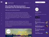 Why is Dholera SIR a Best Investment Destination Over The 100 Other Smart Cities?