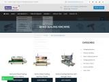Bag Sealing Machine Price In India
