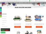 Band Sealing Machine in India