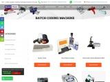 Batch Coding Machine in India
