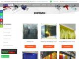 Best PVC Strip Curtain in Indore
