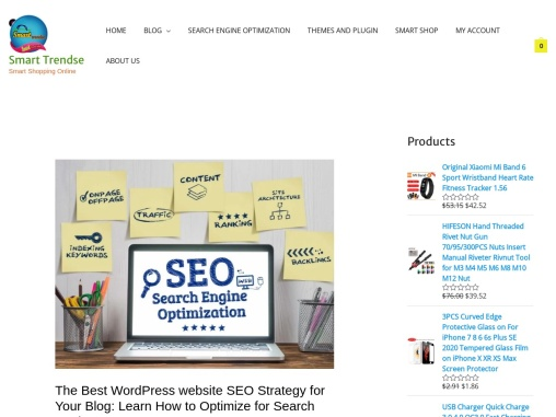 The Best WordPress website SEO Strategy for Your Blog
