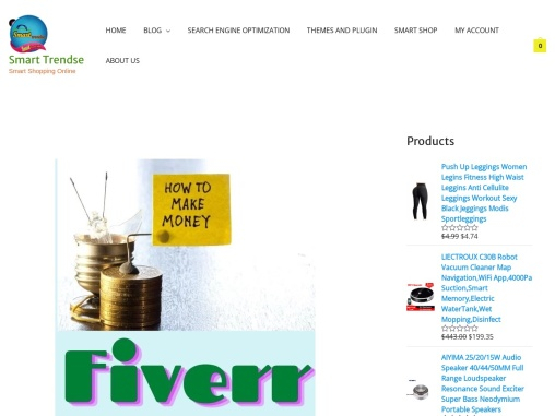 HOW TO RANK YOUR FIVERR GIG & GET FIRST ORDER