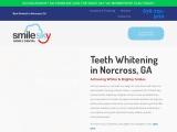Teeth Whitening in Norcross, GA | Emergency Teeth Whitening Near Me