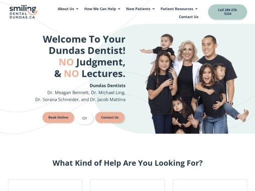 Book your Dundas Ontario Dentist Today