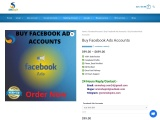 Buy Facebook Ads Accounts-Best Quality, 100% BM Verified