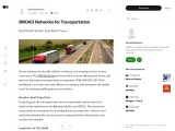 SMOAD Networks for Transportation