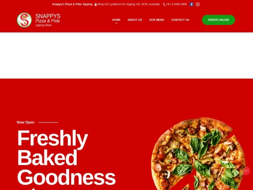 Best pizza restaurant in Epping VIC