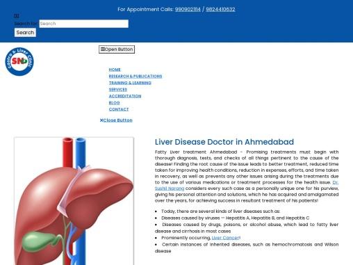 Gastroenterology Doctors in Ahmedabad | SN Gastro