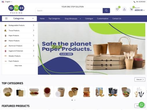 Facial Tissue in Dubai UAE
