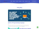 Best Website designing and Development Company in Hyderabad India