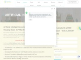 The Best Artificial Intelligence Training institute in Hyderabad