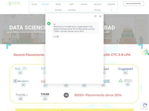 Best Data Science Course institutes in Kukatpally