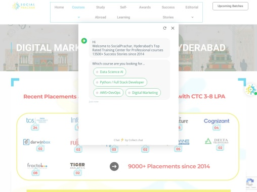 Digital marketing courses training institutes in hyderabad