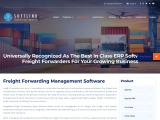 Freight Forwarding Management System Software Solutions