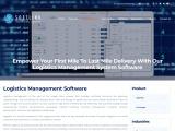 Logistics Tracking System Software | Logistics Management Software