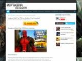 Deadpool Mod For GTA San Andreas Free Download
