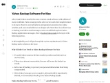 The Yahoo Backup Software For Mac