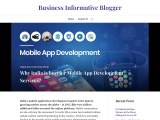 Why India is best for Mobile App Development Services