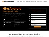 Hire proficient android app developers in India  | Best Android app development company