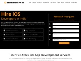 Hire ios developers in India at low cost