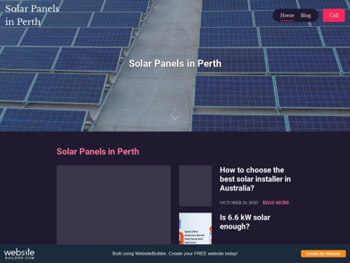 How many solar panels do I need for a 6.6 kW system?