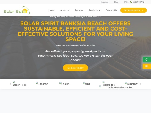 Residential And Commercial Solar Panel Installations in Banksia Beach