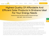 Get Solar Panels in Brisbane suburbs at best price!