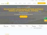 Residential & Commercial Solar Panel Installations in Michelham | Call 1300761675