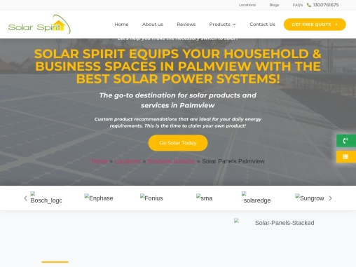 Residential And Commercial Solar Panel Installations in Palmview
